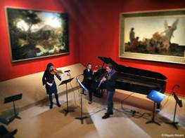 Musicale du mardi au musée Sainte-Croix