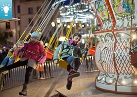 Un Noël féerique et familial à Poitiers
