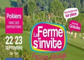 Salon La ferme s'invite Poitiers