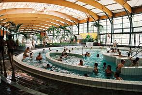 Piscine aquatique