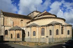 Poitiers sur les chemins de Saint-Jacques de Compostelle