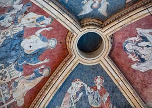 Le décor peint à Poitiers