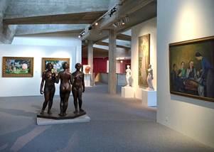 Musée Sainte Croix