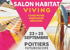 Salon viving Poitiers