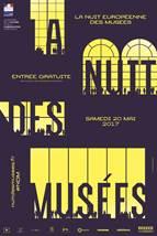 La Nuit Européenne des Musées au Musée Sainte Croix à Poitiers