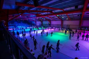 Soirée Halloween à la patinoire de Poitiers