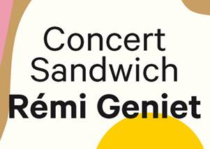 Concert-sandwich avec Dani Bouillard