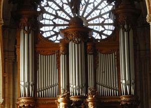 orgue poitiers