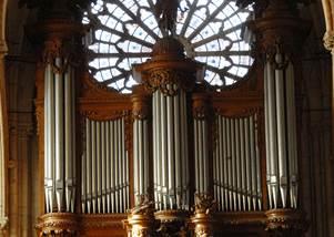 orgue poitiers