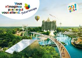 L'extraordinaire voyage - Nouvelle attraction du Futuroscope