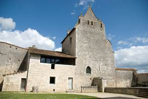 Château d'Harcourt Chauvigny