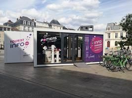 Point Info estival place Leclerc à Poitiers !