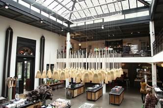 La folie des concept-stores parisiens