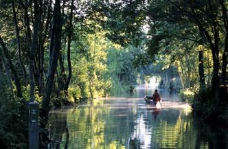 Les paradis verts en France