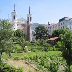 Le Parc des Hauteurs et jardins du Rosaire