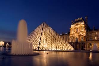 Les monuments de Paris by night!