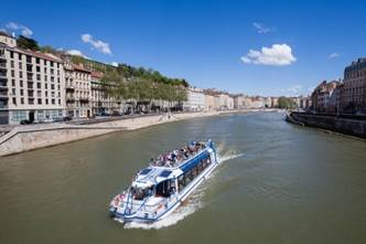 Lyon City Boat - Navig'Inter
