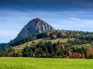 L'ascension du Mont Gerbier de Jonc