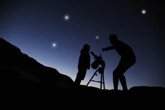 La 25e nuit des étoiles