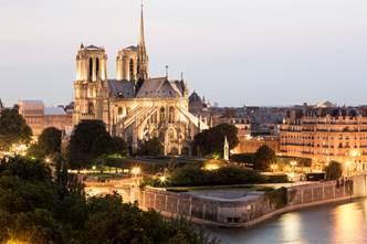 Les plus beaux monuments de Paris