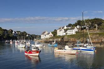 Les plus beaux ports de Bretagne où accoster
