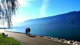 Le lac du Bourget, une destination de rêve