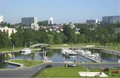 Port de plaisance - Halte fluviale de Charleville-Mézières