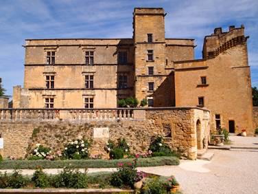 Façade Renaissance du château