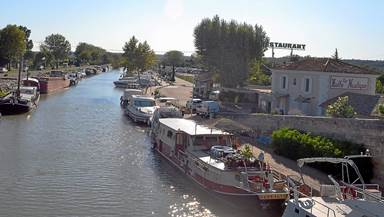 Port de plaisance de Bellegarde