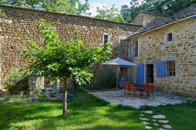 Domaine de Gressac - Mas de Court - Le jardin