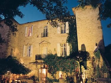 Hôtel Château d'Apaillargues