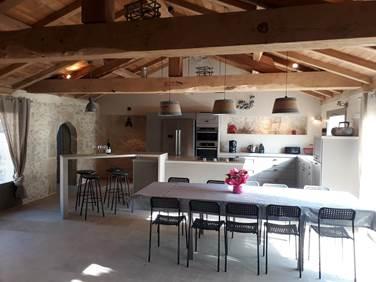 "Gîte ""L'Oliverie"" – LEDENON – location Gard"