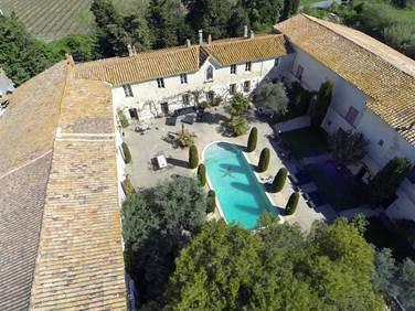 """Chambre d'hôtes """"Domaine de la Fosse"""" – SAINT GILLES – location Gard"""