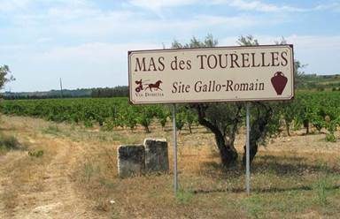 Mas Gallo-Romain des Tourelles