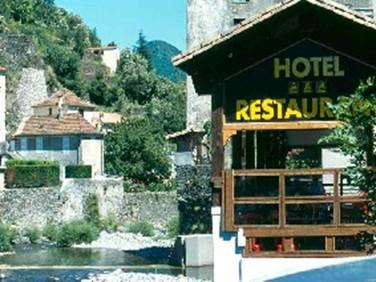 Hôtel Restaurant Les Bruyères