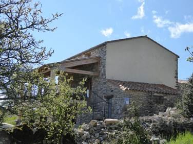 """Gîte d'étape/séjour """"Le Quintanel"""" – BLANDAS – location Gard"""