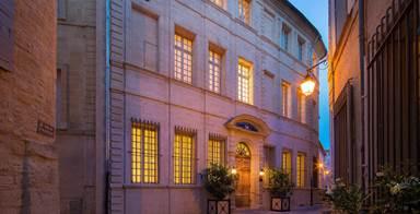 hôtel restaurant spa 5 étoiles au coeur d'Uzès