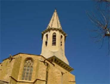Eglise de Cadenet