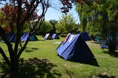 Camping Municipal de la Tour d'Aigues