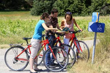 Vélo Loisir en Luberon