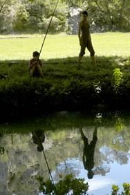 Pêche à Uzès Vallée d'Eure