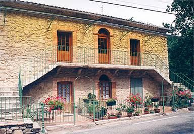 """Chambre d'hôtes """"Chez Joëlle et René"""" – MOLIERES SUR CEZE – location Gard"""