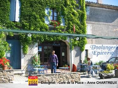Café de la Place Entrée