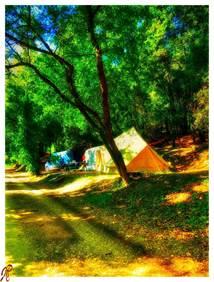 Camping le Mas de Rome