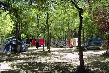 Camping La Coquille