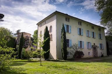 """Chambre d'hôtes """"Château de Saint Félix"""" – SAINT FELIX DE PALLIERES – location Gard"""