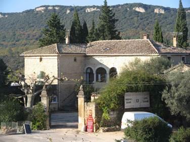 "Chambre d'hôtes ""Domaine Chanoine Rambert"" – SAINT ANDRE D'OLERARGUES – location Gard"