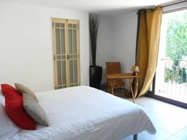 """Chambre d'hôtes """"Les Aires passagères"""" – SERNHAC – location Gard"""