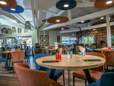 Restaurant Le Cercle Rouge - salle de restaurant
