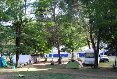 Camping Source de Vie